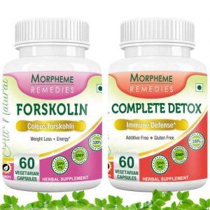 Morpheme Forskolin